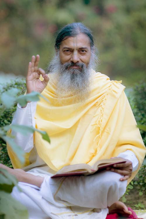 Babaji Jana Mudra