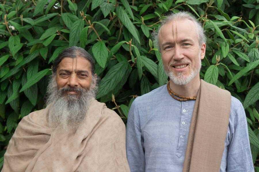 Babaji mit Vedanta - mein spiritueller Werdegang