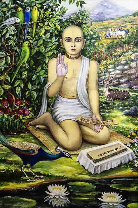 Shri Jiva Gosvami