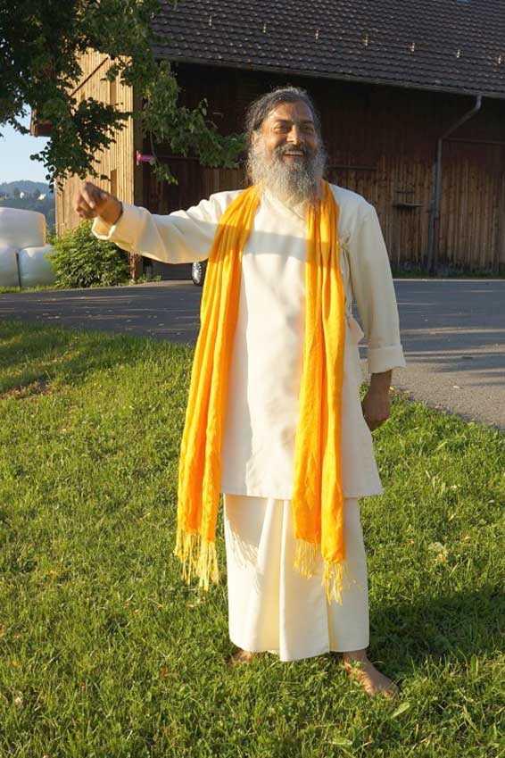Shri Satyanarayana Dasa Babaji