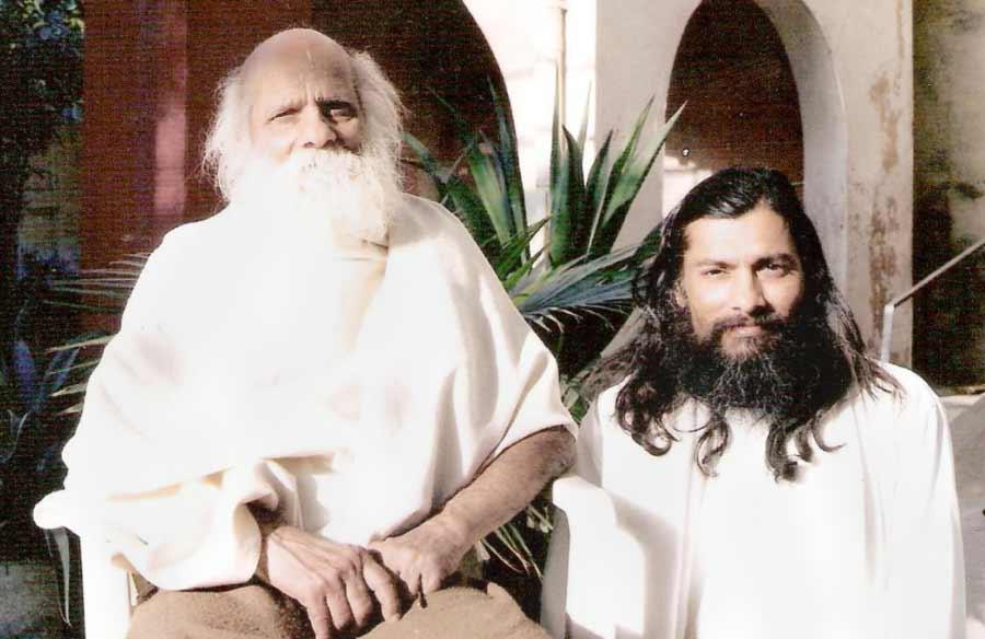 Babaji Schülernachfolge Parampara Guru Schüler