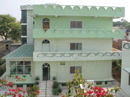 Jiva Institut für Vaishnava-Studien in Vrindavan, Indien