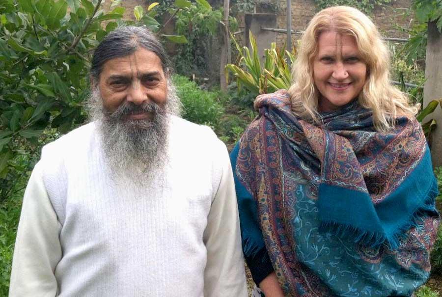 Vedische Psychologie Babaji und Joshika