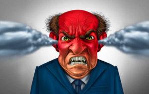 Wut vedische Psychologie